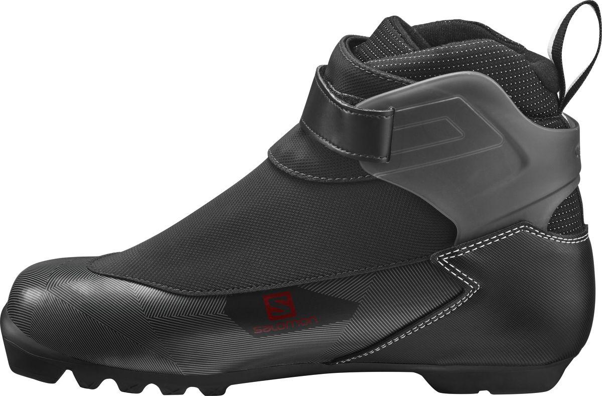Ботинки лыжные мужские Salomon Escape 7 Prolink, цвет: черный. Размер 12 (46) ботинки для беговых лыж salomon escape 6x prolink цвет черный размер 9 5 42 5