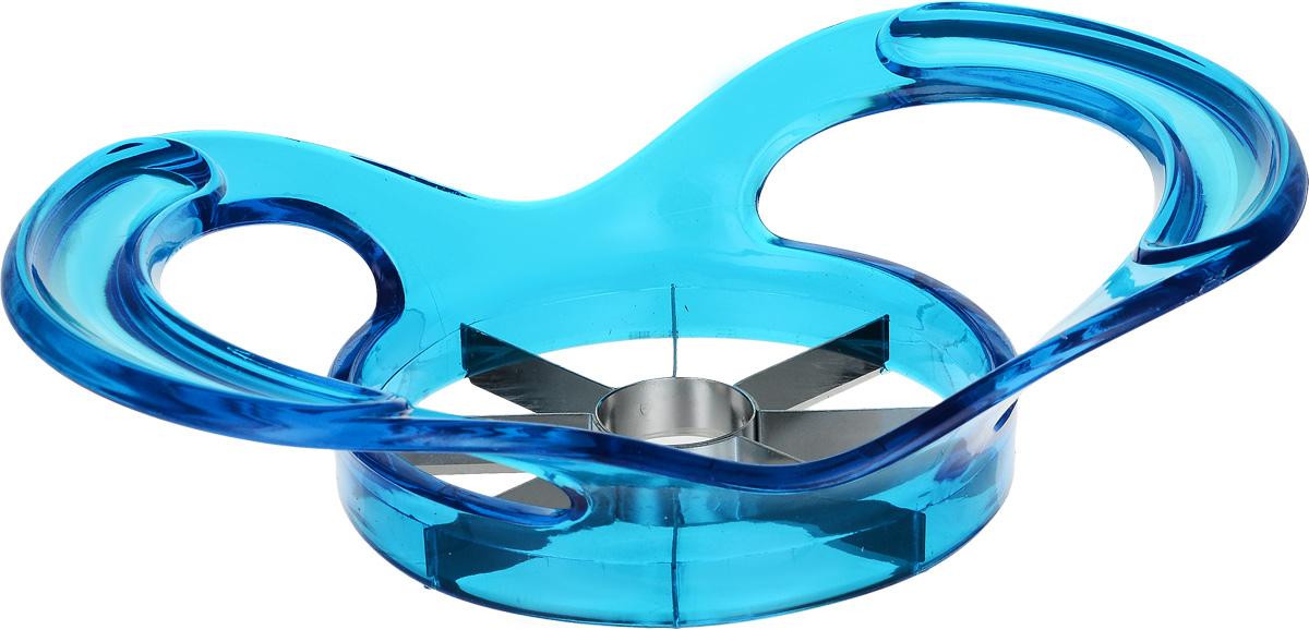 """Нож для нарезки яблок """"Yiwu Royaumann"""", цвет: синий. 9901689"""