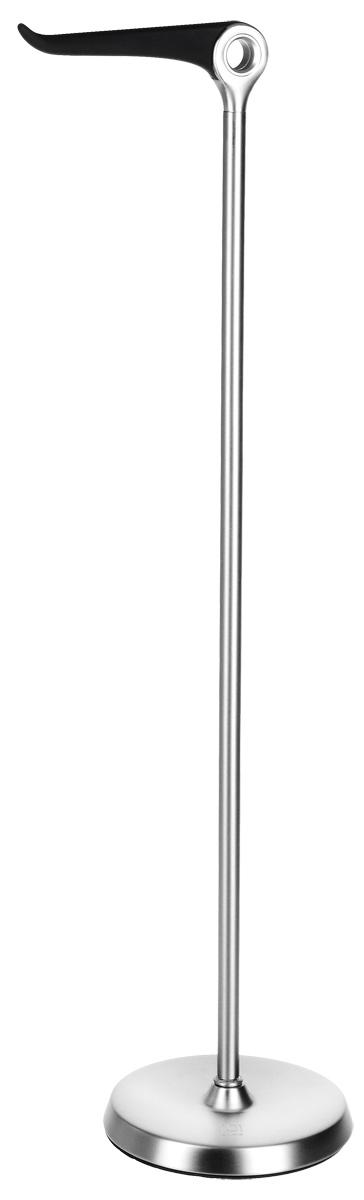 Наверное каждый из нас хотя бы раз замечал, как не вовремя и не кстати заканчивается туалетная бумага. Видимо, дизайнерам Umbra тоже знакома такая ситуация. И, чтобы сделать жизнь себе и окружающим проще, было придумано такое нехитрое приспособление - держатель для туалетной бумаги. По всей длине держателя можно разместить до 5 запасных рулонов, а на верхнюю крутящуюся перекладину повесить шестой, используемый в настоящий момент. Просто и практично