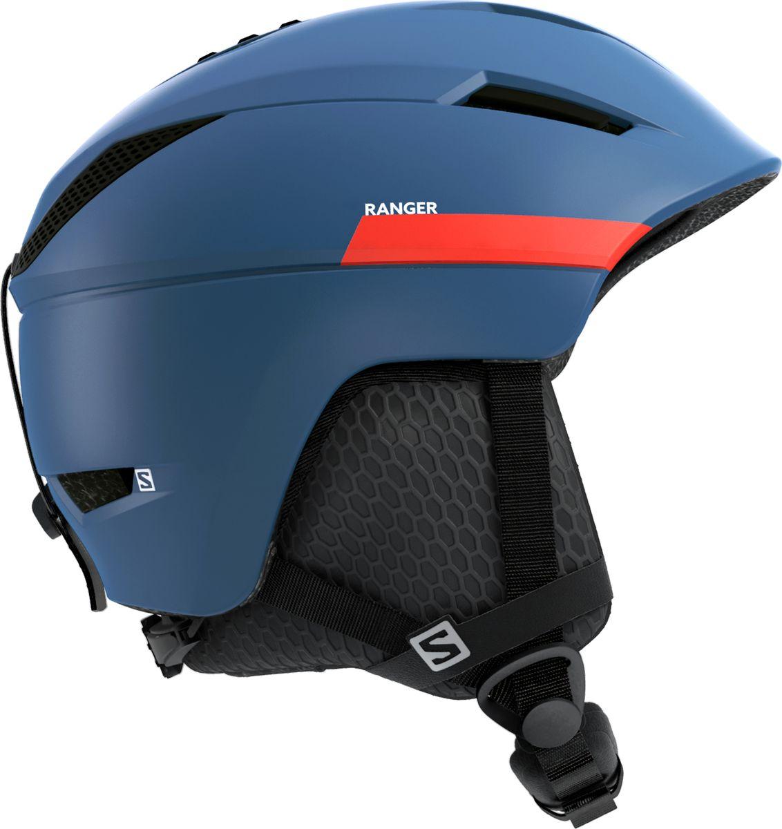 Шлем горнолыжный Salomon Ranger2, цвет: синий. Размер M (56-59)