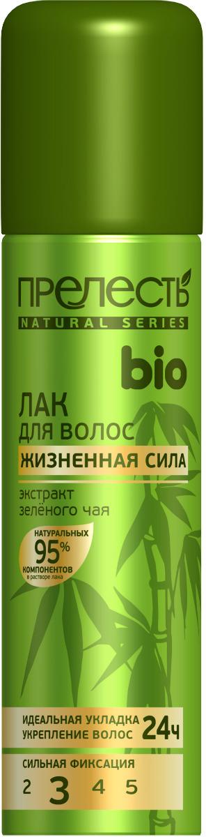 Лак для волос Прелесть Bio