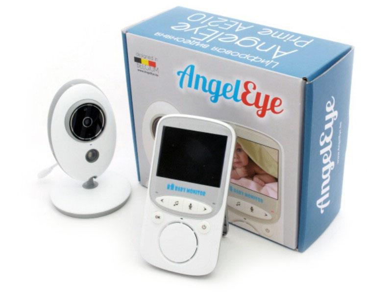 Видеоняня AngelEye AE210 видеоняни ibaby видеоняня monitor m6