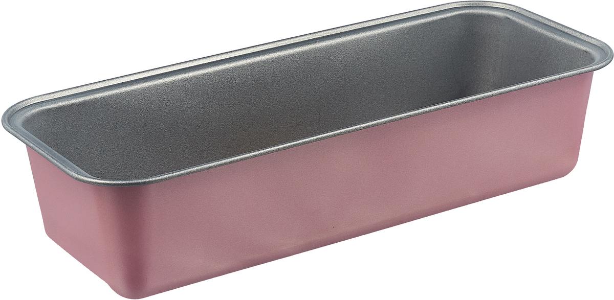 Форма для выпечки кекса Kaiser, с антипригарным покрытием, цвет: розовый