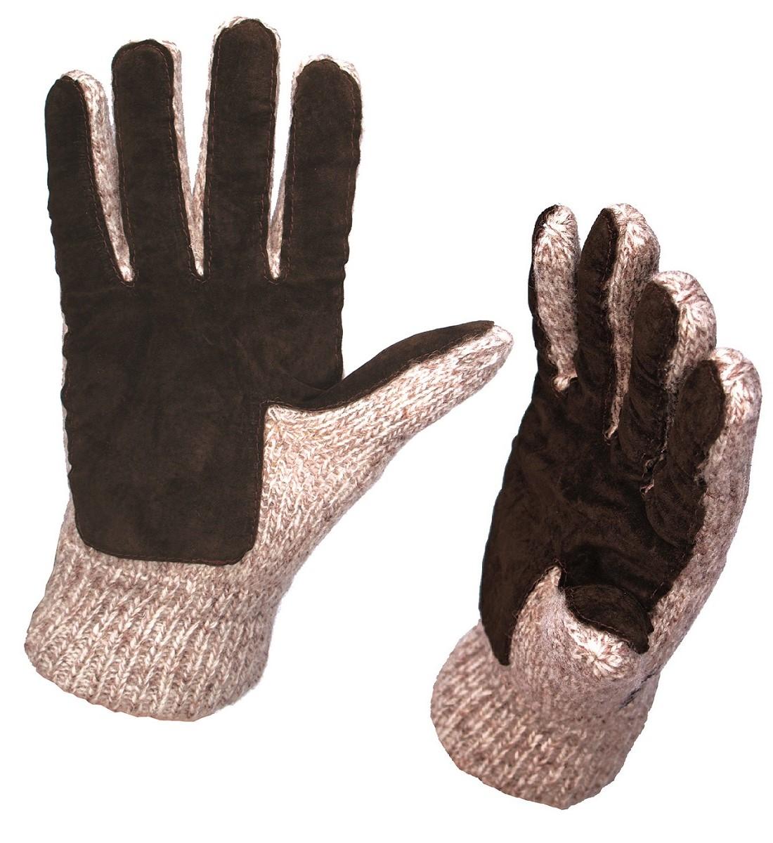 Перчатки для рыбалки мужские Norfin Salmo, цвет: бежевый, коричневый. 7043. Размер L (9)