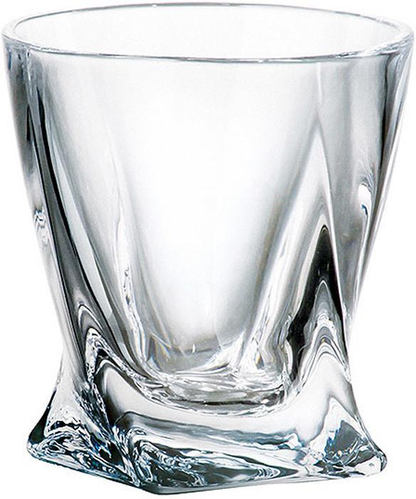Набор стопок для водки 55 мл QUADRO (6 шт)Все изделия изготавливаются из безопасного для окружающей среды материала - кристаллита. Повышенная прочность предметов позволяет хозяйкам мыть их в посудомоечных машинах