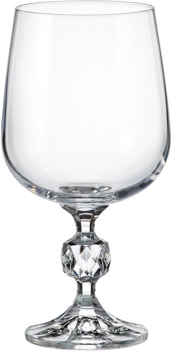 Набор бокалов для вина 340 мл STERNA/KLAUDIE (6 шт)Все изделия изготавливаются из безопасного для окружающей среды материала - кристаллита. Повышенная прочность предметов позволяет хозяйкам мыть их в посудомоечных машинах