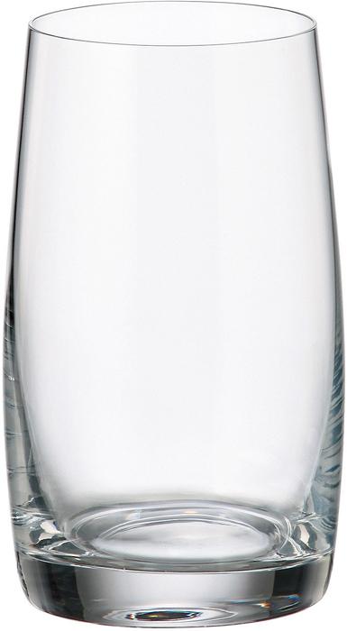 Набор стаканов для воды 380 мл (6 шт)Все изделия изготавливаются из безопасного для окружающей среды материала - кристаллита. Повышенная прочность предметов позволяет хозяйкам мыть их в посудомоечных машинах
