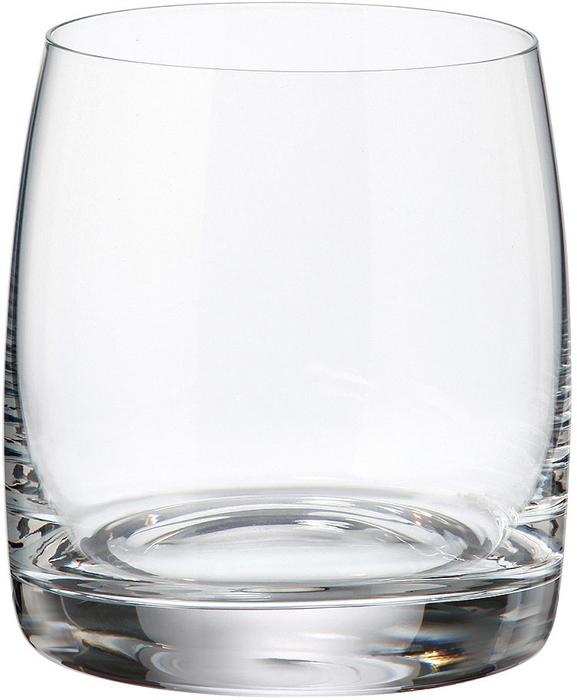 Набор стаканов для виски Crystalite Bohemia Pavo/Идеал, 290 мл, 6 шт набор одноразовых стаканов buffet biсolor цвет оранжевый желтый 200 мл 6 шт