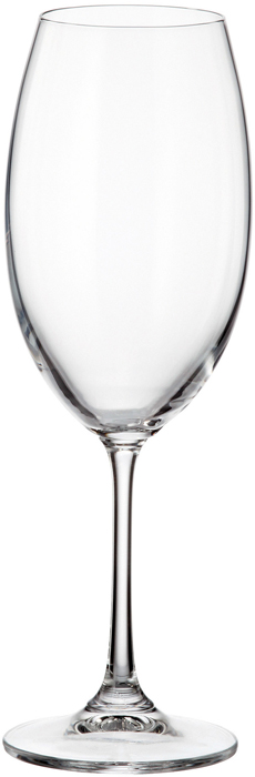 Набор бокалов для вина Crystalite Bohemia Milvus/Barbara, 400 мл, 6 шт набор бокалов для вина cristal d arques macassar 250 мл 6 шт l6589