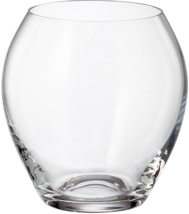 Набор стаканов для воды 420 мл CARDUELIS/CECILIA (6 шт)Все изделия изготавливаются из безопасного для окружающей среды материала - кристаллита. Повышенная прочность предметов позволяет хозяйкам мыть их в посудомоечных машинах