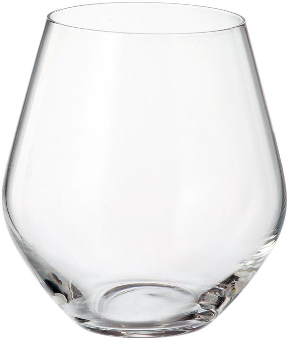 Набор стаканов для воды Crystalite Bohemia Michelle, 500 мл, 6 шт. 22695 набор одноразовых стаканов buffet biсolor цвет оранжевый желтый 200 мл 6 шт