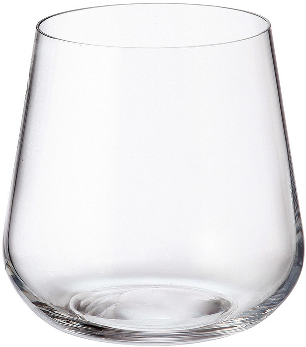 Набор стаканов для воды Crystalite Bohemia Ardea/Amundsen, 320 мл, 6 шт набор одноразовых стаканов buffet biсolor цвет оранжевый желтый 200 мл 6 шт