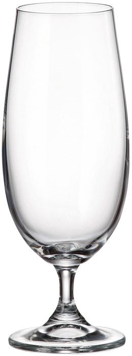 Набор бокалов для пива Crystalite Bohemia Gastro, 380 мл, 6 шт