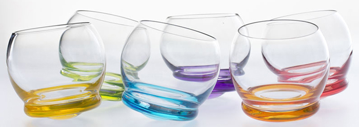 Набор стопок для водки Crystalex CZ Crazy, 60 мл, 6 шт