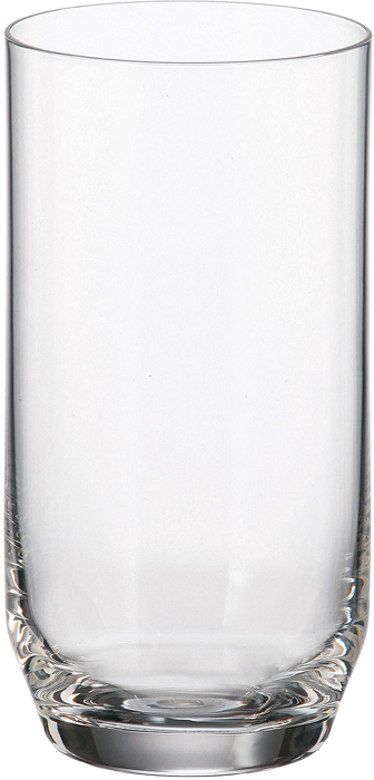 Набор стаканов для воды Crystalite Bohemia Ines, 250 мл, 6 шт. 27460 набор одноразовых стаканов buffet biсolor цвет оранжевый желтый 200 мл 6 шт