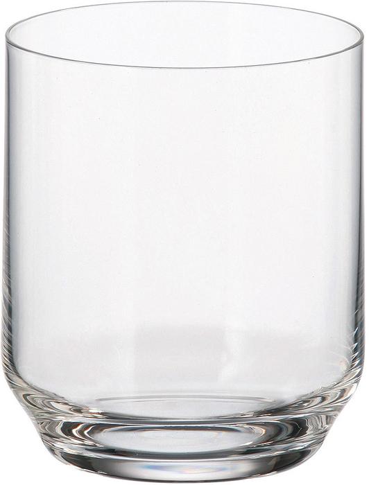 Набор стаканов для виски Crystalite Bohemia Ines, 350 мл, 6 шт. 34848 набор одноразовых стаканов buffet biсolor цвет оранжевый желтый 200 мл 6 шт