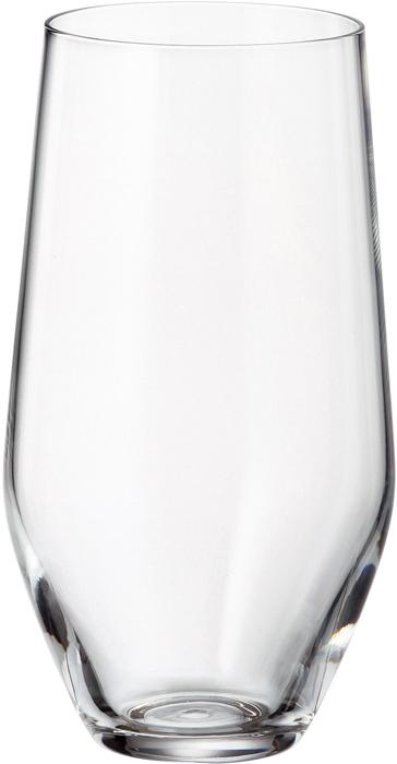Набор стаканов для воды Crystalite Bohemia Michelle, 400 мл, 6 шт. 35718 набор стаканов для коньяка бистро греция из 6 шт 400 мл