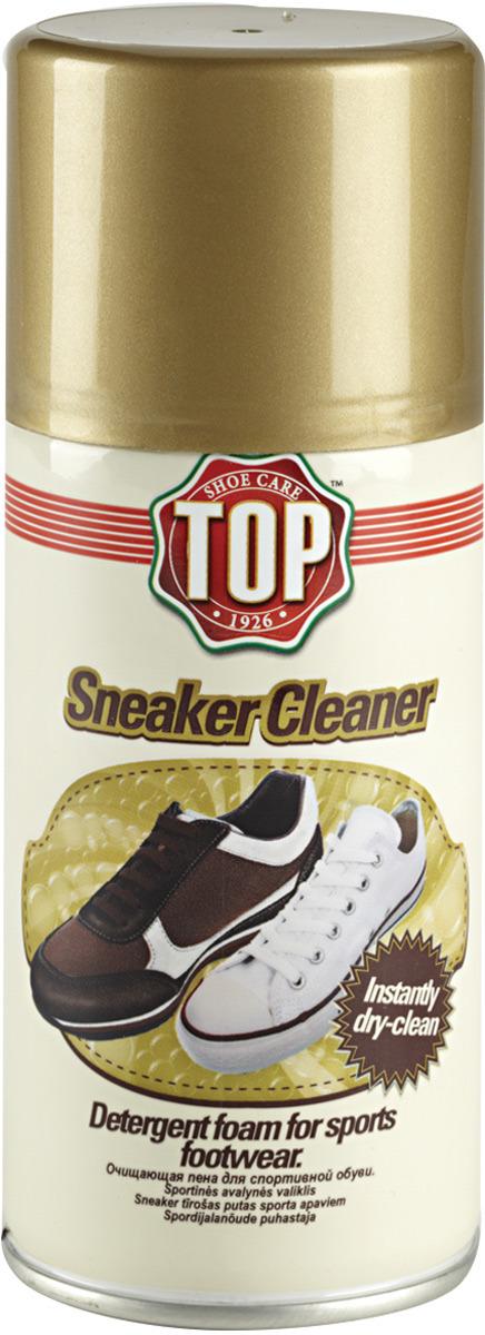 Очищающая пена для спортивной обуви TOP Sneaker Cleaner, 200 мл