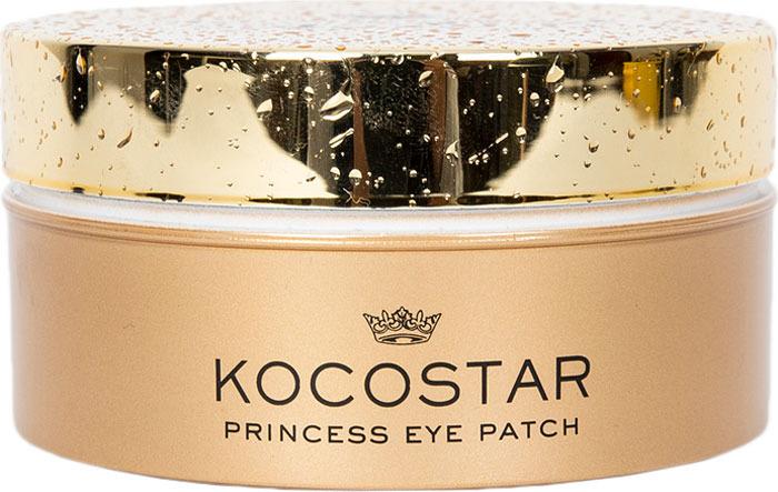 Kocostar гидро гелевые патчи для глаз ( 60 патчей/30 пар) 90 г гидрогелевые патчи для кожи вокруг глаз с экстрактом кокоса kocostar tropical eye patch coconut
