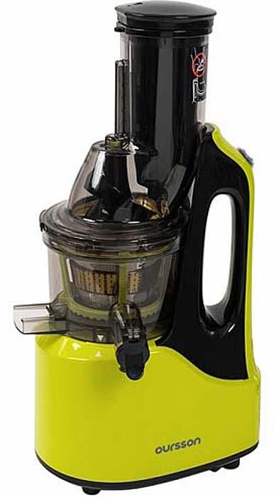 Соковыжималка Oursson JM7002/GA, Light Green соковыжималка oursson jm7002 or