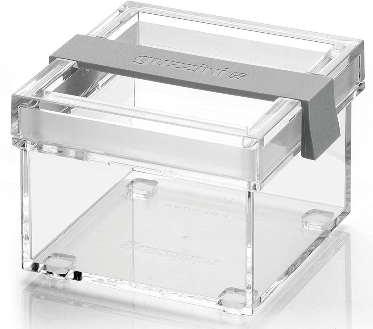 Контейнер из пластика для хранения сыпучих и сухих продуктов незаменим на кухне. Он помогает поддерживать порядок и компактно хранить необходимые под рукой. Его также можно использовать для различных мелочей и принадлежностей для рукоделия. Объем: 370 мл Размер: 10 x 11 x 8 h  Особенности и преимущества: - герметичные крышки сохраняют свежесть продуктов - стильный дизайн и практичная конструкция - подходит для различных продуктов.