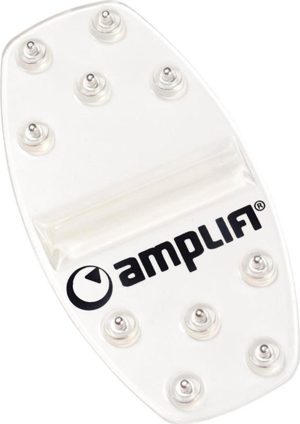 Наклейка на сноуборд Amplifi 2018-19 Venti Stomp, clear, цвет: белый, черный наклейка на телефон mushrooms zr1500 zr1000 zr1200