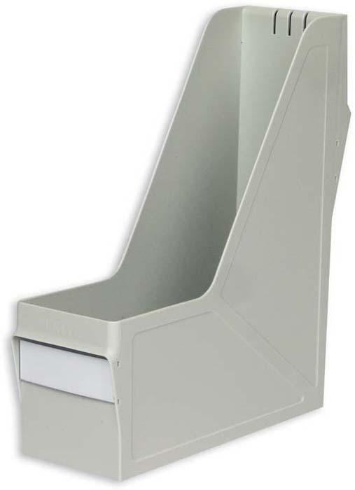 Вертикальный накопитель Leitz, цвет: серый