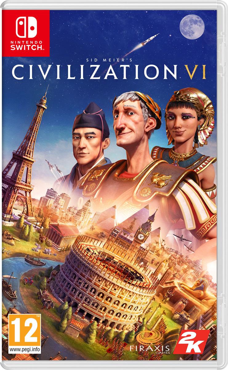 Sid Meier's Civilization VI (Nintendo Switch), Firaxis Games