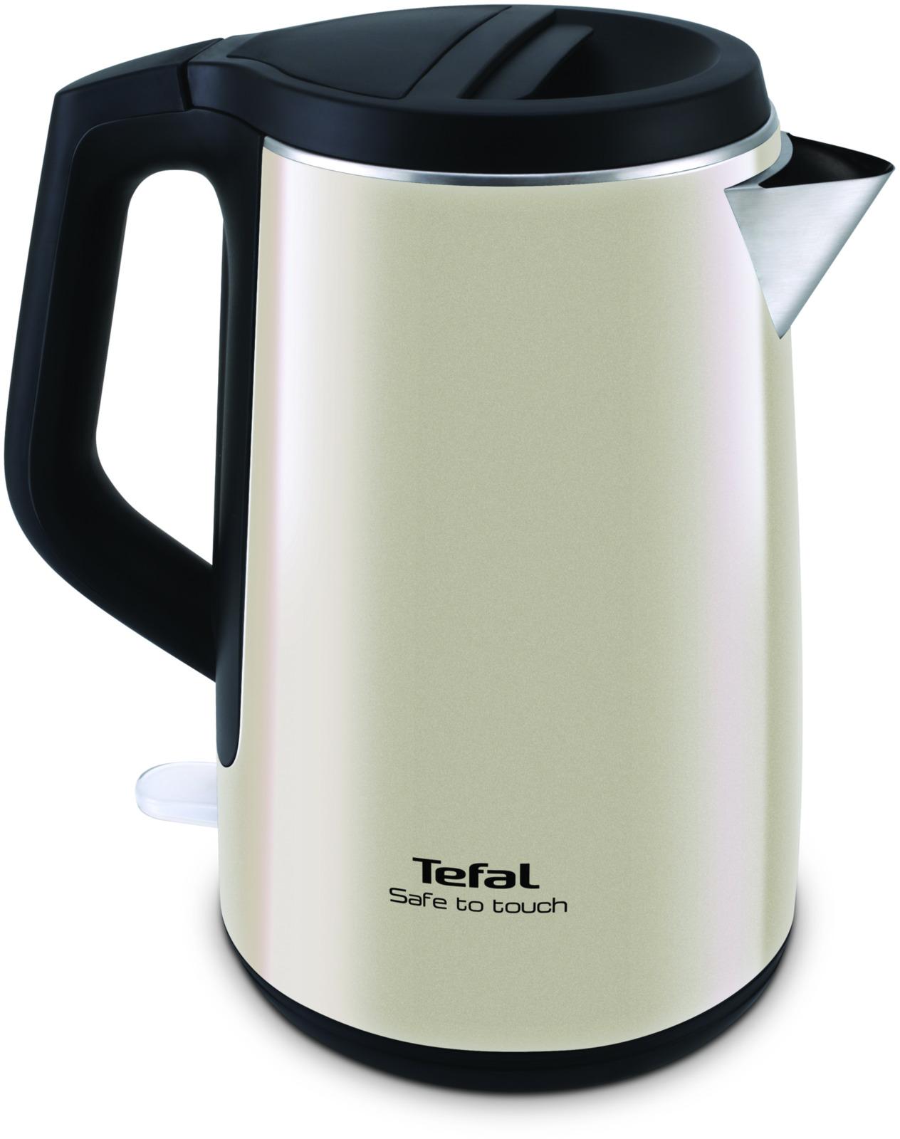 Электрический чайник Tefal KO371I30 Safe to Touch чайник tefal ko 371 safe to touch