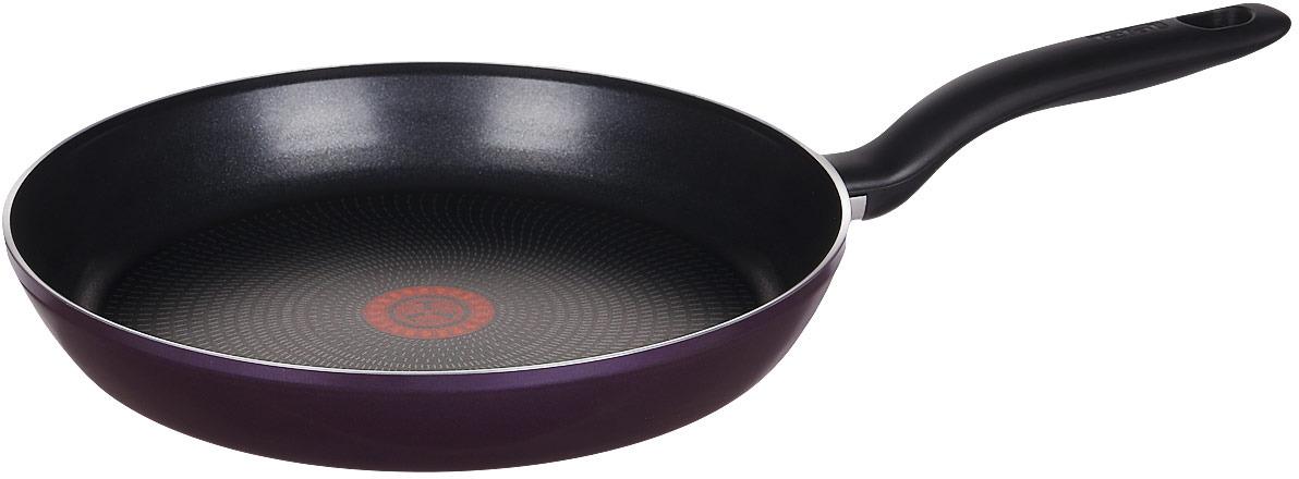 Сковорода Tefal Cook Right, с антипригарным покрытием. Диаметр 28 см сковорода tefal cook right с антипригарным покрытием диаметр 26 см