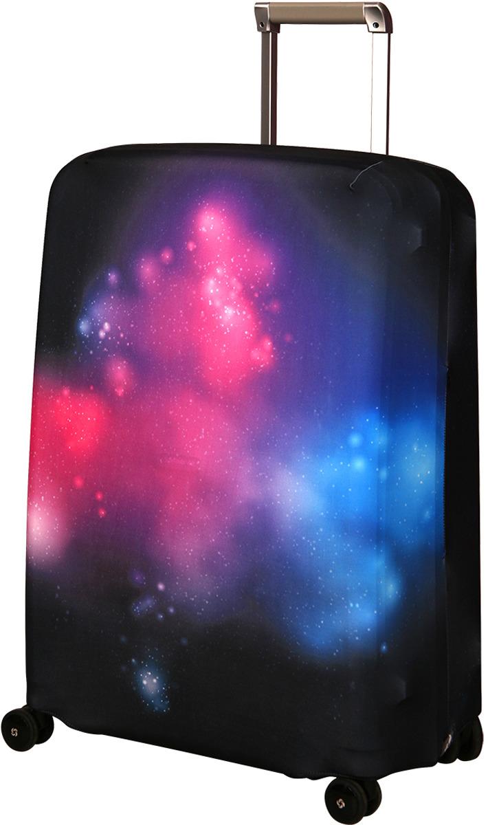 цены Чехол для чемодана Routemark Eternity, цвет: черный, размер M/L