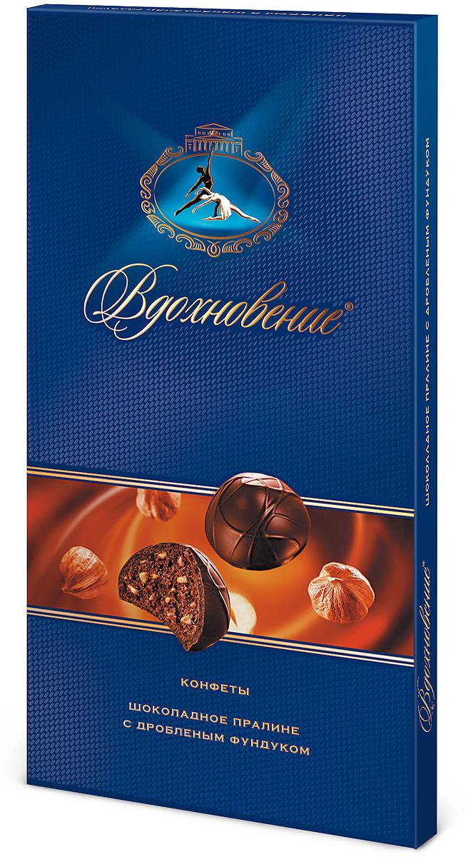 Конфеты Бабаевский Вдохновение, 400 г шоколадные годы конфеты ассорти 190 г