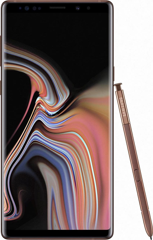 Смартфон Samsung Galaxy Note9 SM-N960 512GB, Copper