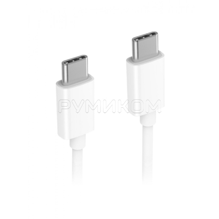 Кабель Xiaomi Type-C/Type-C AL301 USB-C, 150 см, White xiaomi usb 3 1 type c to hdmi converter adapter white