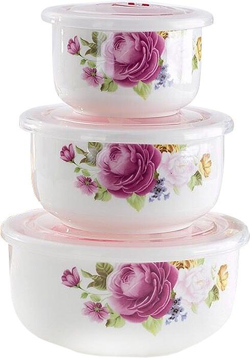 Набор пищевых контейнеров Irit IRH-324C, 3 шт набор сундучков roura decoracion 3 шт 34783