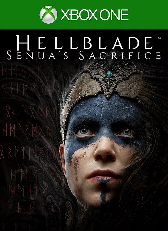 Hellblade: Senua's Sacrifice (MZU-00016)(Xbox One) dmc devil may cry definitive edition игра для xbox one