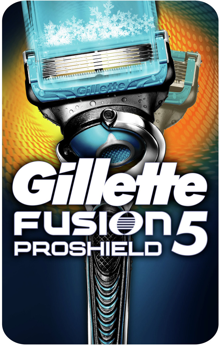 Мужская Бритва Gillette Fusion5 ProShield Chill с Охлаждающей Технологией и Смазывающими Полосками whdz pdr auto body paintless dent removal repair tools kits bridge puller 2in1slide hammer glue puller automotive door ding dent