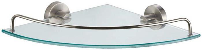 Серия FX-51500 «MODERN»  Сатиновая коллекция аксессуаров для ванной комнаты в одноименном стиле. Приятный эффект приглушенного бархатистого блеска, легко сочетается с фактурными поверхностями интерьера и ровным цветом стен. Форма основания ровная и не отвлекает внимания от мягких бликов отраженного света.  Изделия комплектуются матовыми стеклянными колбами, на которых не остается следов от воды. Вставки из мягкого пластика, надежно удерживают стекло в металле и помогают избежать трения друг об друга.  Основание и литые части аксессуаров надежно крепятся к стене через основание из латуни и плотно прилегают к стене. Крепкая конструкция литых компонентов отличается высокой надежностью. Пазовая система в данной серии предотвращает кручение составных частей и обеспечивает упругое сопротивление при эксплуатации.