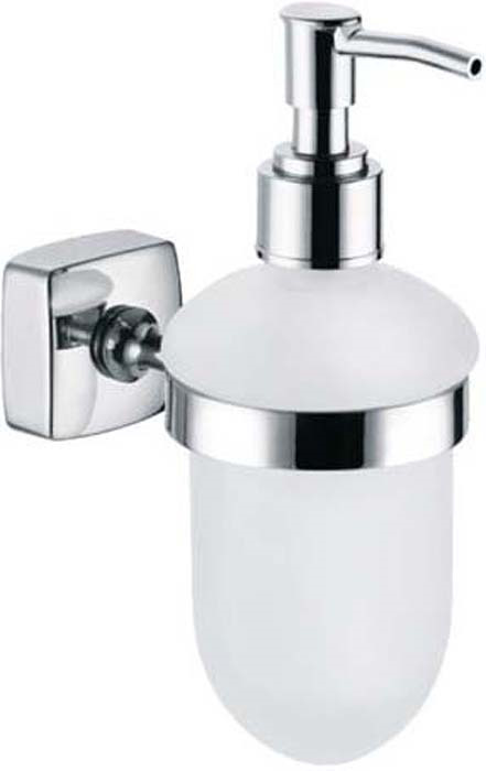 Серия FX-61300 «KVADRO»  Одна из наиболее популярных серий аксессуаров для ванной комнаты. Практична и удобна в использовании. Надежна при эксплуатации. Красивое и ровное основание. Многообразие вариантов изделий, включающие в себя более 50-ти позиций. Использование матового стекла в коллекции облегчает повседневный уход, и препятствует появлению белых разводов от воды.  Надежное крепление из латуни рассчитано на долгосрочное использование. Аксессуары сделаны из металла с толстыми стенками, позволяющими выдерживать как статическую, так и динамическую нагрузку. Толщина напыления хрома позволяет эксплуатировать их без оглядки на истирание и царапины или влажность.