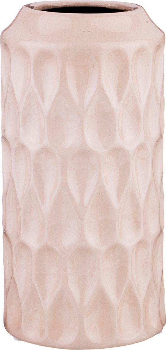 Ваза Lefard, цвет: розовый, 13 х 13 х 22,5 см lefard ваза eldora 26 см