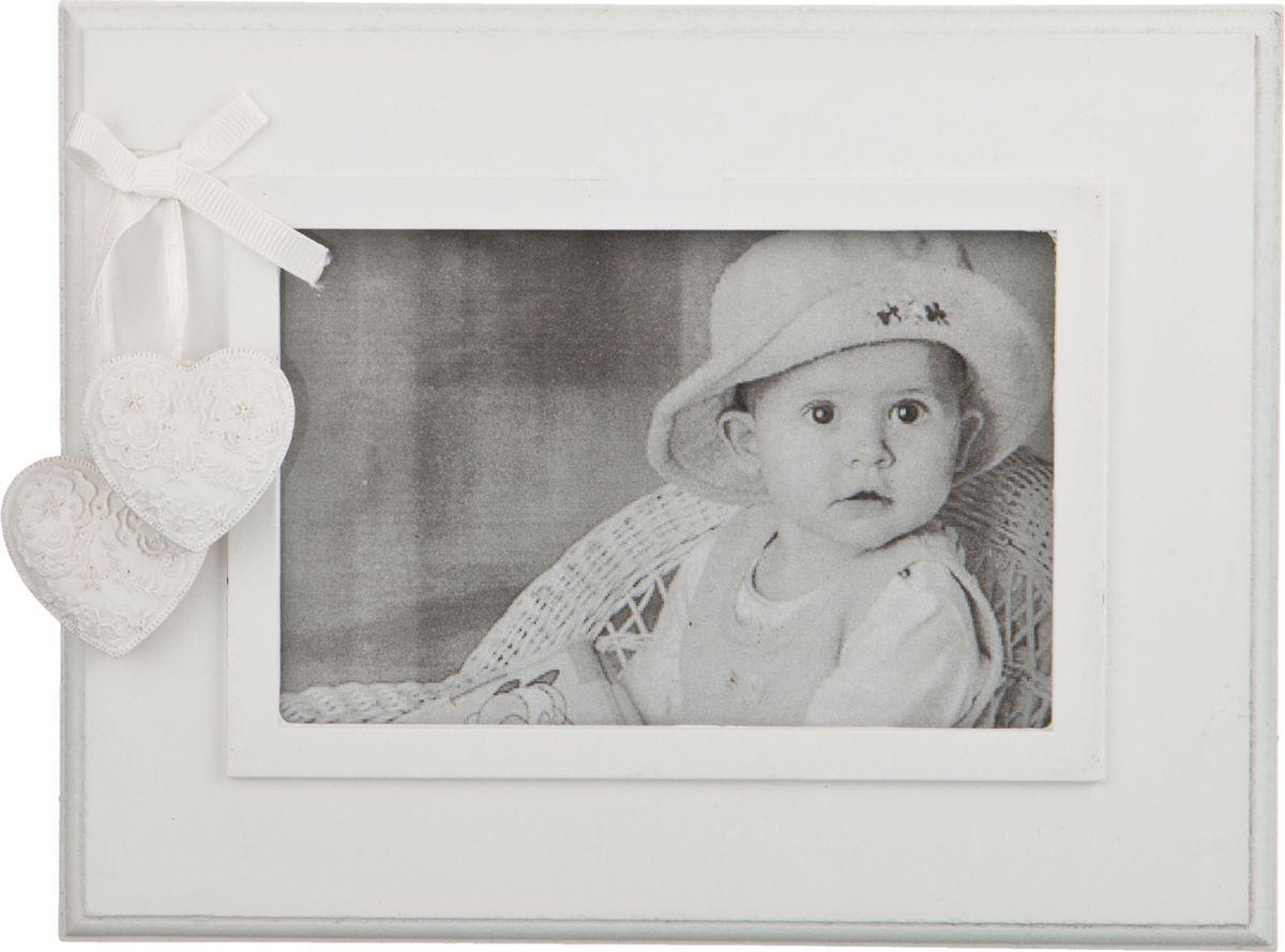 Фото - Фоторамка Lefard Снежно-белый прованс, цвет: белый, 22 х 17 х 2 см фоторамка lefard 198 110