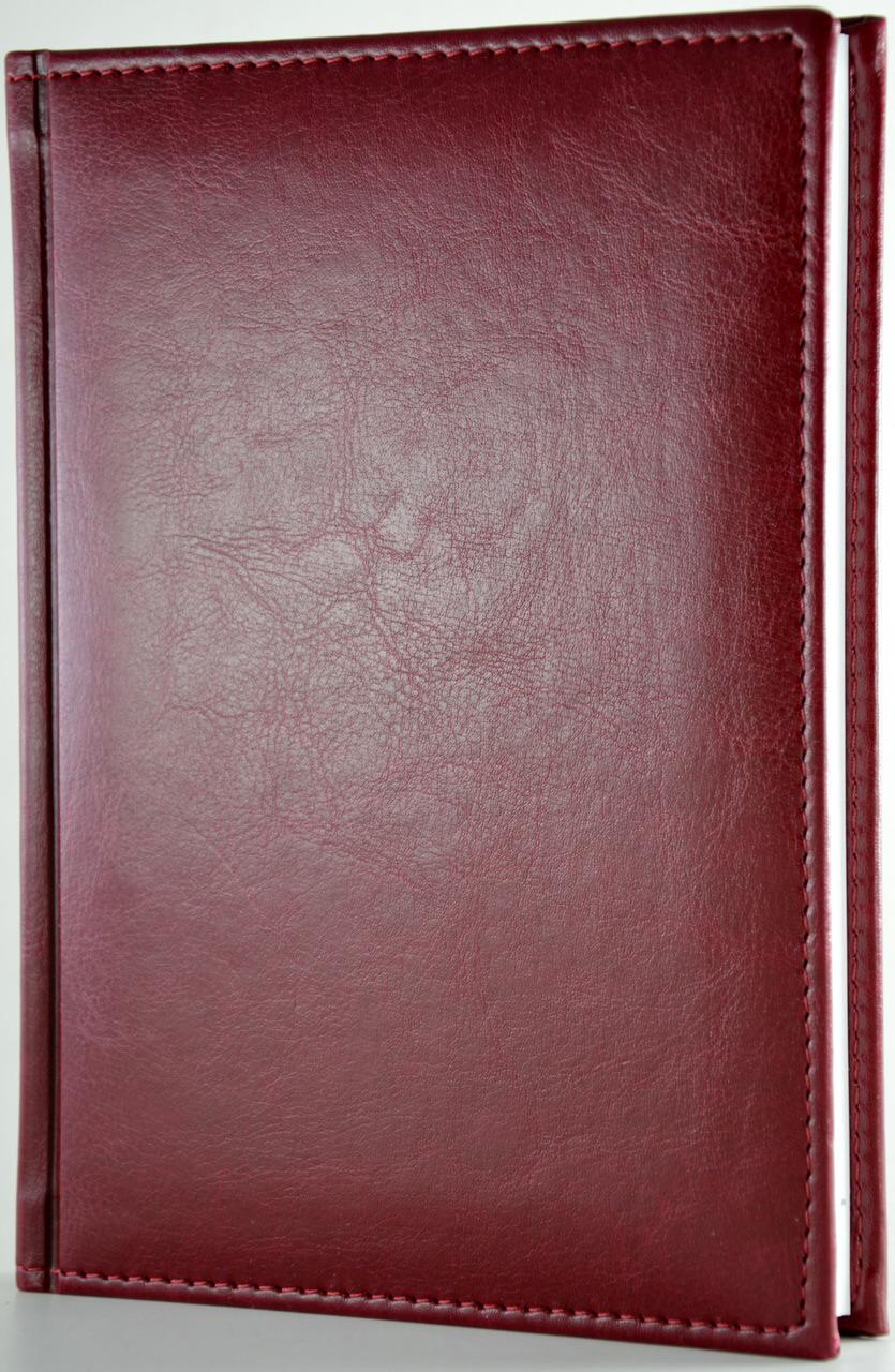 Ежедневник Planograf Venice, недатированный, формат А5, цвет: бордовый, 320 страниц ежедневник nazareno gabrielli flatter а5 145 205 мм зеленый на 2014 год