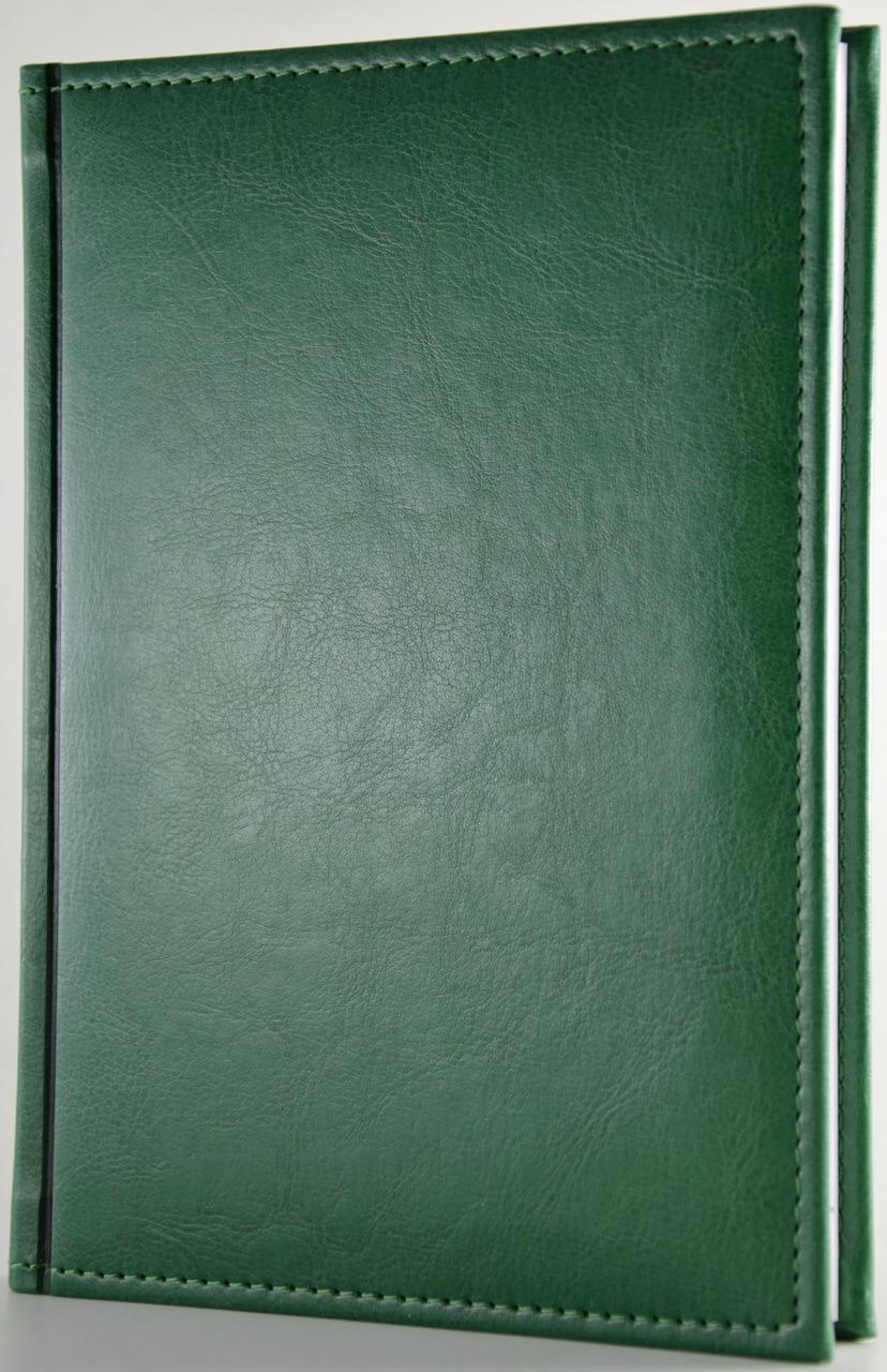 Ежедневник Planograf Venice, недатированный, формат А5, цвет: зеленый, 320 страниц ежедневник nazareno gabrielli flatter а5 145 205 мм зеленый на 2014 год