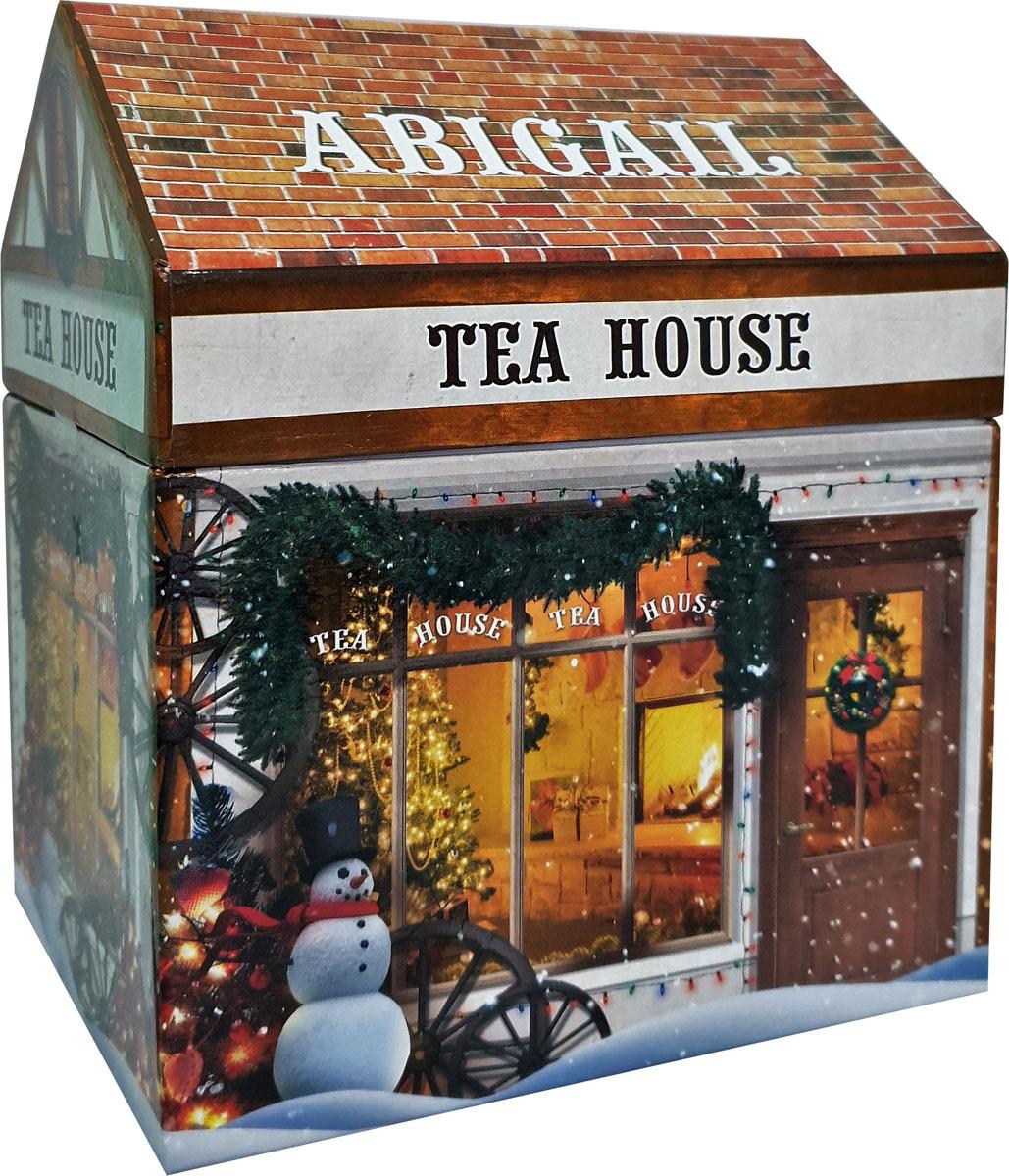 где купить Чай листовой зеленый Abigail
