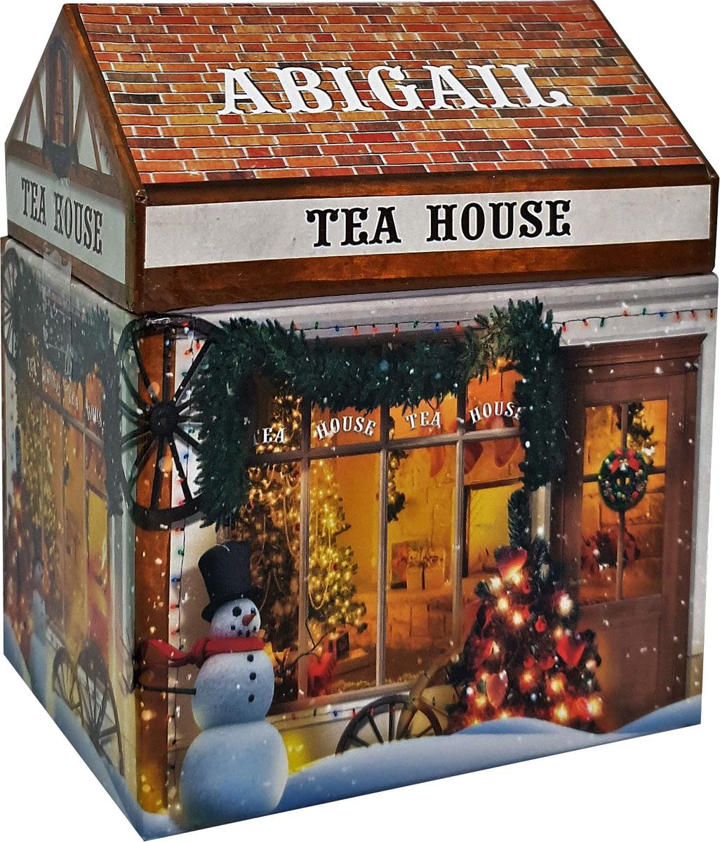 Чай листовой черный Abigail Чайный домик , с шалфеем , 170 г чайный чай ebony