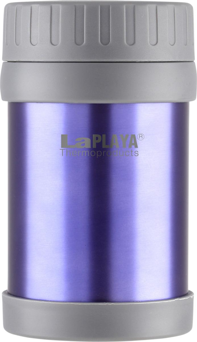 Фото - Термос LaPlaya Food Container, цвет: фиолетовый, 1 л термос для еды 0 5 л laplaya food jmg 560031