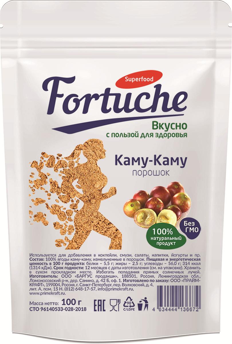 "Фитнес питание Fortuche ""Каму-каму"", 100 г"