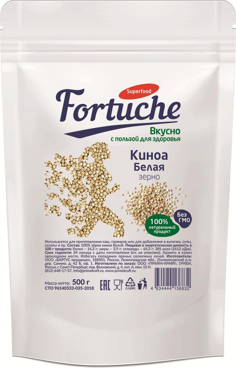 "Фитнес питание Fortuche ""Кино белая"", 500 г"