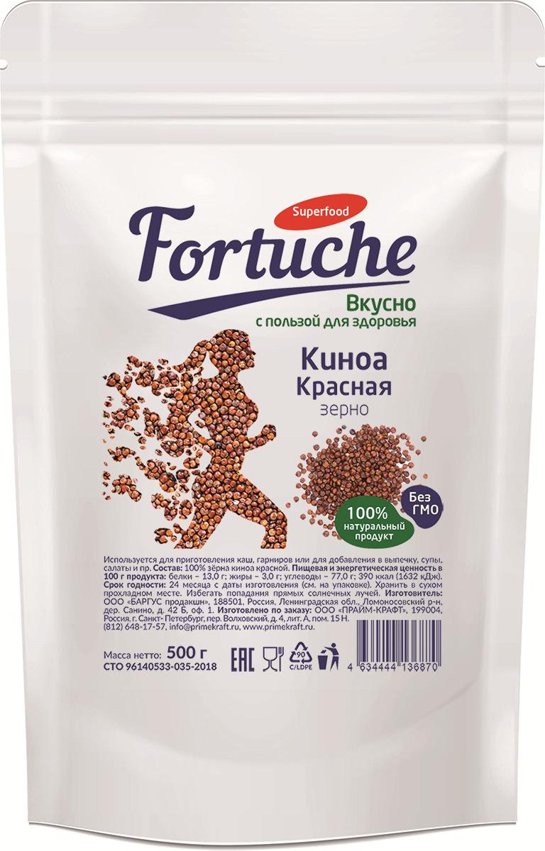 "Фитнес питание Fortuche ""Кино красная"", 500 г"
