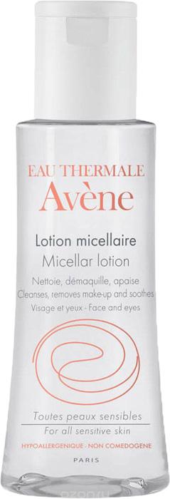 Лосьон мицеллярный Avene для очищения кожи и удаления макияжа, 500 мл лосьоны frais monde лосьон тоник для очищения кожи лица и снятия макияжа